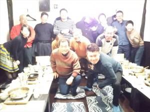 新年会(*^o^)っ凵☆凵c(^-^*)